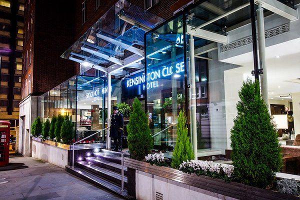 The Kensington Close Hotel & Spa in London #travel