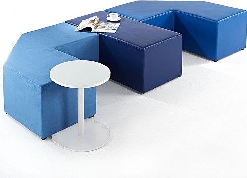 Nomique Jigsaw 2 Modular Reception Seating | Modular Reception Seating