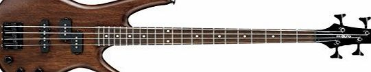 Ibanez GSRM20 Walnut Flat Mikro 3/4 Electric Bass Guitar Ibanez GSRM20B Gio miKro bass guitar. Small hands make big sounds with the Ibanez miKros. These compact guitars have many of the features of their bigger counterparts. (Barcode EAN = 4515276694540). http://www.comparestoreprices.co.uk/december-2016-week-1/ibanez-gsrm20-walnut-flat-mikro-3-4-electric-bass-guitar.asp