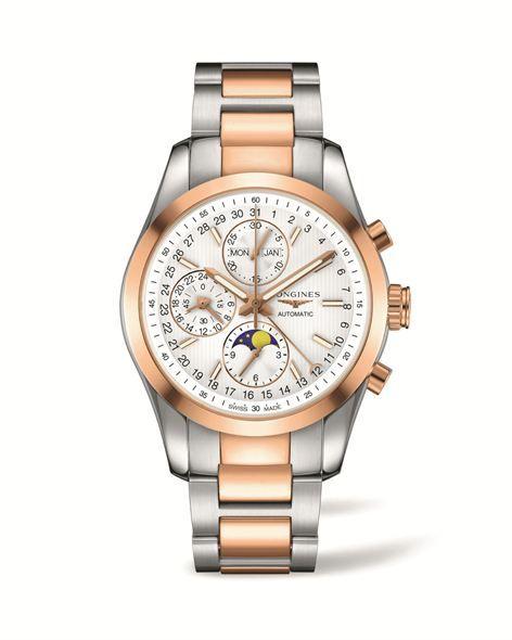 #Longineswatches #longines2015 #Baselworld2015: Pre Basel, New Moonphase Watch. #rolex #datejust  #ladieswatches #bestof #handson #wristy #fashiongram www.LUXURYVOLT.com #diamonds #jewellerywatch #gold #pinkgold #luxury #poshlife #omega #graff #harrywinston #tiffanys #rings #newyear2015 #dailywatch #wristporn #bornrich #diva #horology #ladiesfashion #poshgurl #poshlife #elegant #love