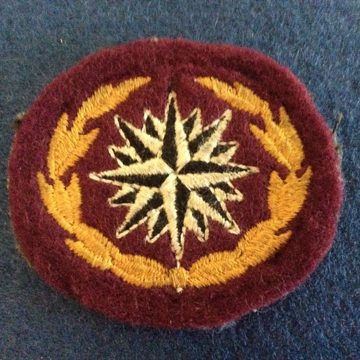 Recce beret badge - 2nd type