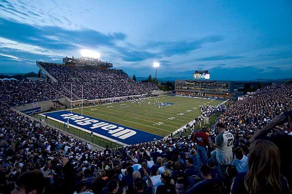 Utah State University Aggies Stadium - Logan, Utah
