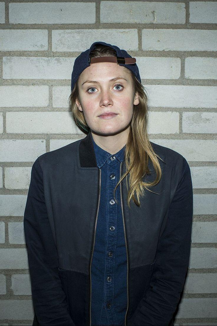 Sarah Meurle Greatness on a skateboard