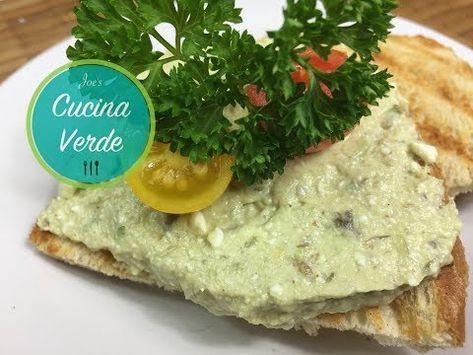 Avocadoaufstrich mit Topfen - Rezept von JOES CUCINA VERDE ...
