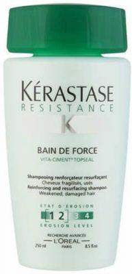#Kerastase #Resistance #Bain #De #Force Yıpranmış Saçlar İçin Onarıcı ve Güçlendirici Şampuan [1 2] 250 ml hakkında bilgilere bu sayfadan ulaşabilir, ayrıca ürünler içinse http://www.portakalrengi.com/kerastase bu sayfayı ziyaret ederek, sipariş verebilirsiniz.