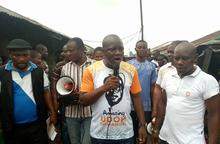 By: Jerryz Edoho  In salvaging Akwa Ibomites from the unpleasant harvest of electoral fraud caused by the APC led federal government The Hon. Commissioner For Culture & Tourism Rt.Hon. Victor Antai a Frontline aspirant for Eket Senatorial District Race in 2019 has flagged off Voters Card Registration sensitization/awareness tour across the 31 local government area in Akwa Ibom State.  Antai who started the sensitization tour from Mbo local government where he matched through IbakaUnyenge…
