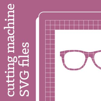 Cutting Machine SVG Files | Cameo Silhouette | Pinterest