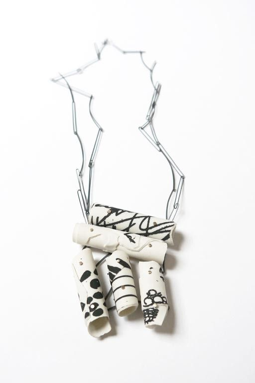 browse Mizuki Takahashi's handmade contemporary jewellery in this gallery portfolio.
