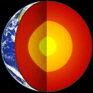 Good online tutorial of Earth's layers and Plate tectonics