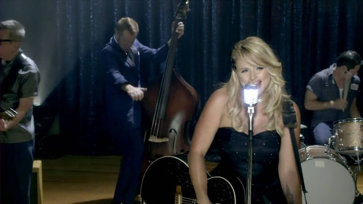 Miranda Lambert - Only Prettier - funny vid and love the classic cars at the beginning!