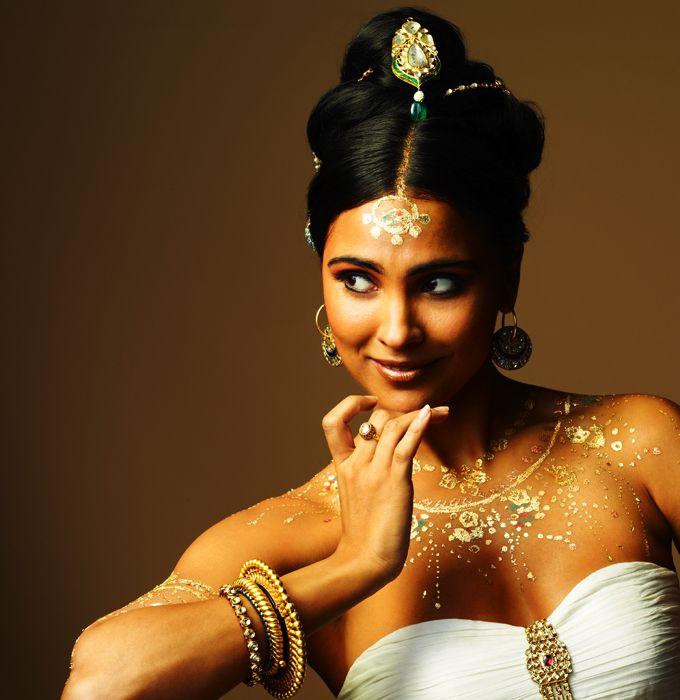Lara Dutta's fashion magazine photoshoot by Suresh Natarajan for Hi Blitz