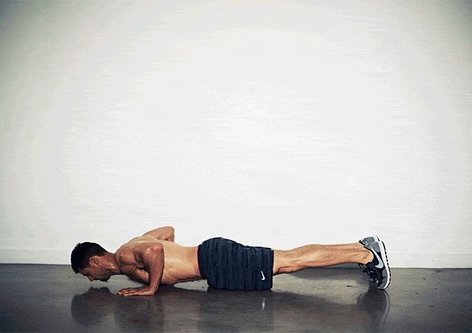 THE PUSH-UPS YOU SHOULD BE DOING: These creative twists promise bigger calorie burn, a more stable core and a stronger upper body. via @qbyequinox