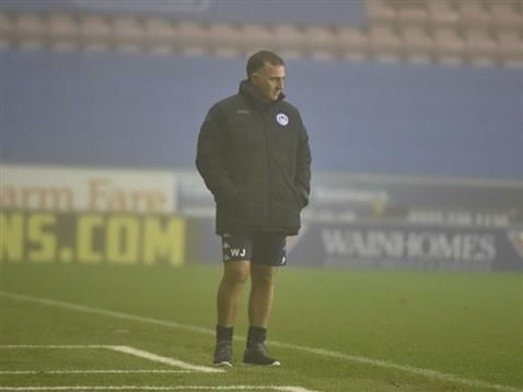 Wigan Athletic manager Warren Joyce reflects on Latics 3-2 defeat to Ipswich Town at the DW Stadium on Saturday 17 December 2016