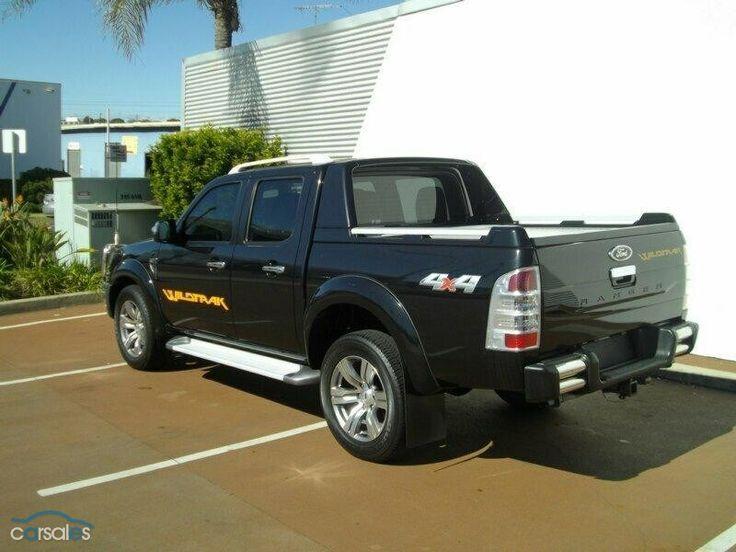 2011 Ford Ranger PK Wildtrak