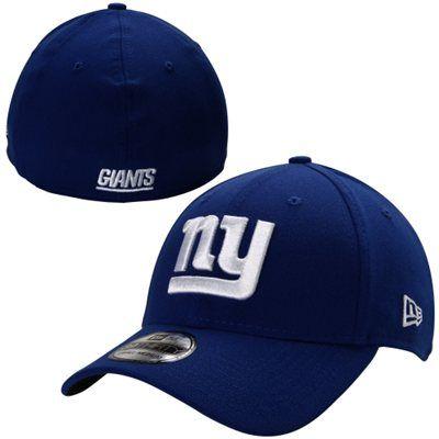 New York Giants New Era 39THIRTY Team Classic Flex Hat – Royal Blue ... 0141a8ace6ad