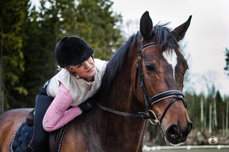 Horse huf