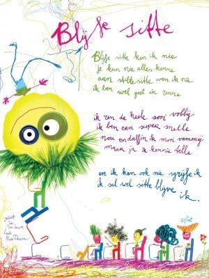 Op de post - mapjes poëziekaarten - De 25 leukste poëziekaarten voor kinderen