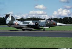Lockheed (Aeritalia) F-104S Starfighter of the Aeronautica Militare - Italian Air Force. (Source)