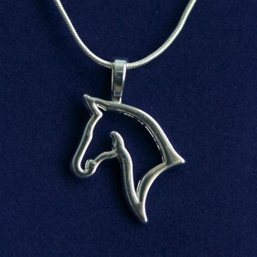 Horse Silhouette Necklace from My Shalu