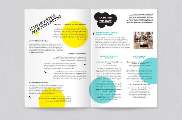 Guide du Partenaire – Booklet on Behance