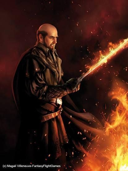 "asongoficeandfiredaily: "" Stannis Baratheon by Magali Villeneuve "" ""I looked at that book Maester Aemon left me. The Jade Compendium. The pages that told of Azor Ahai. Lightbringer was his sword. Tempered with his wife's blood if Votar can be..."