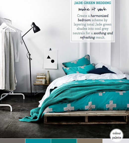Bedroom Colour Schemes: 17 Best Ideas About Green Bedroom Colors On Pinterest