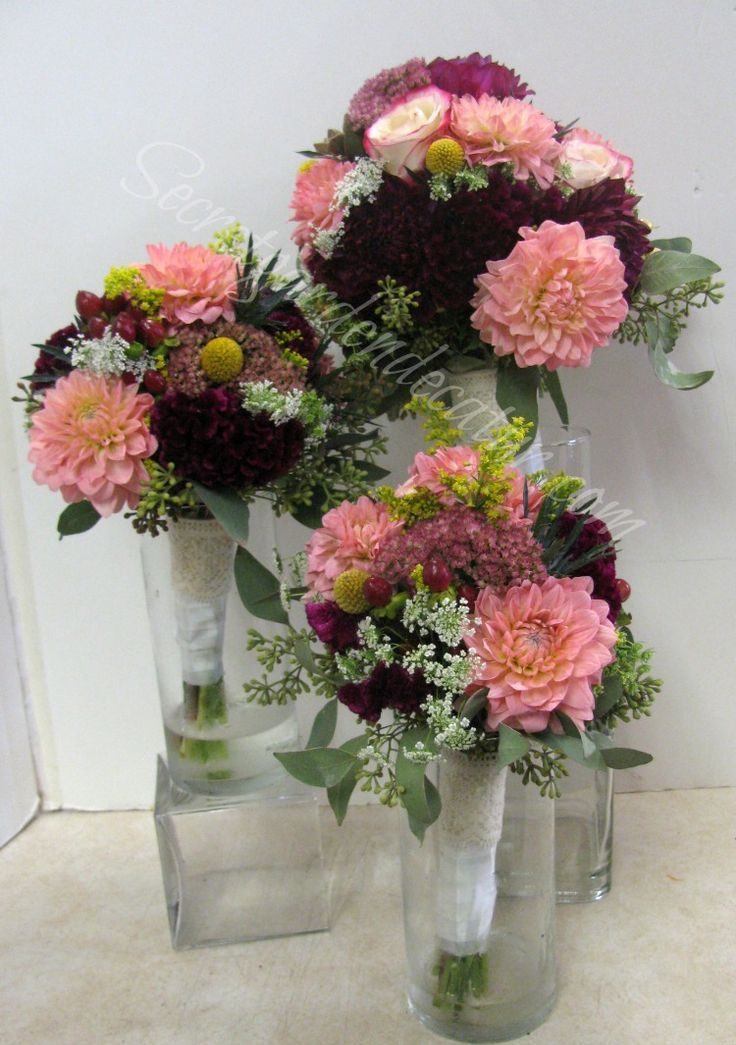 wildflower wedding bouquet 17 best images about fall dahlia amp wildflowers on 1412