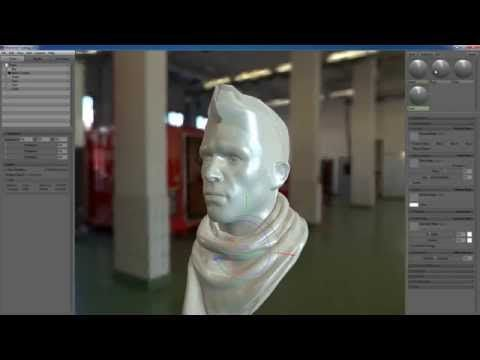 How To Render Characters In Marmoset - YouTube