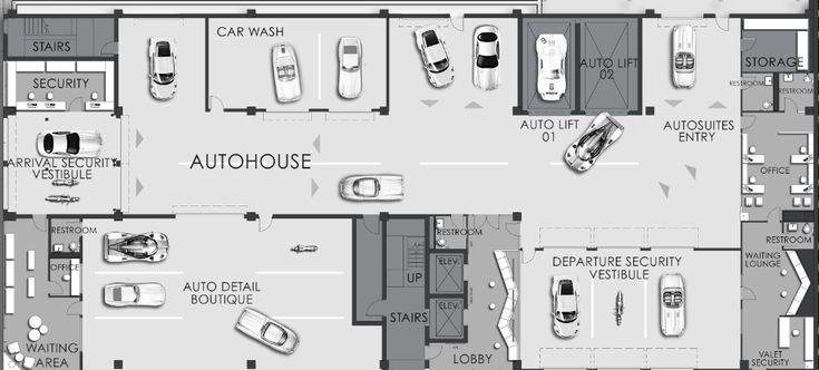 deluxe car wash floor plan at DuckDuckGo in 2020 Car