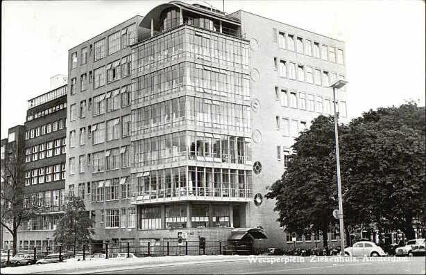 1937 Weesperplein Ziekenhuis