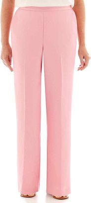 Alfred Dunner Sweet Melody Pull-On Pants - Shop for women's Pants - Pink Pants
