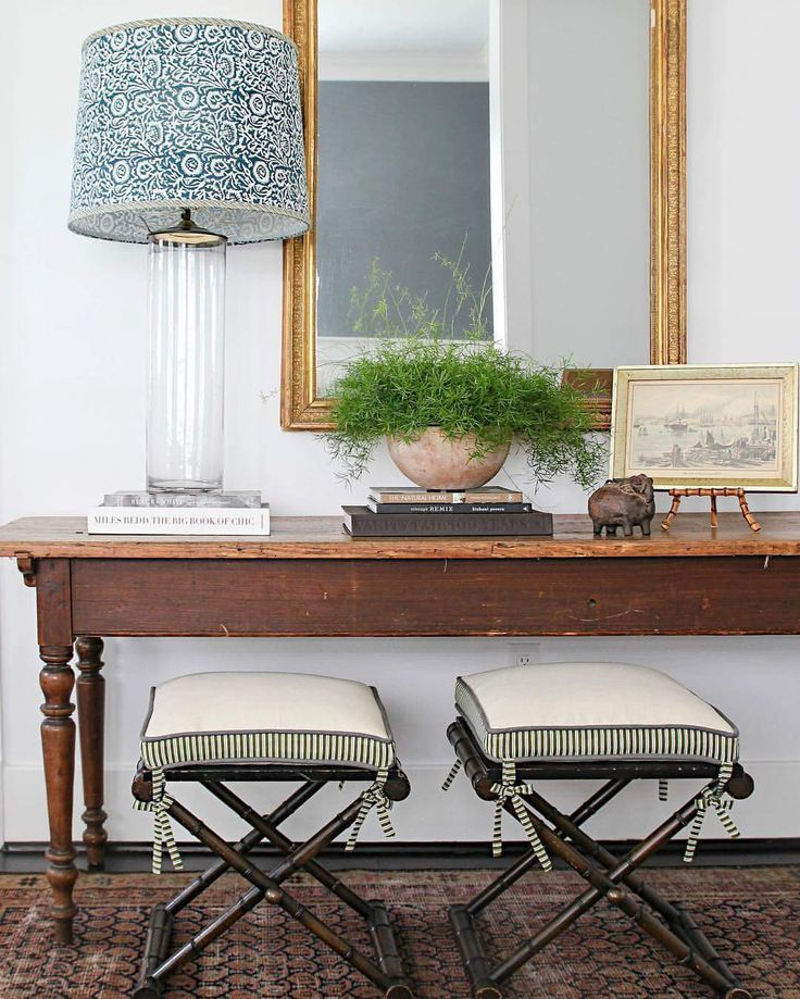Foyer Table With Stools : Best foyer mirror ideas on pinterest designer