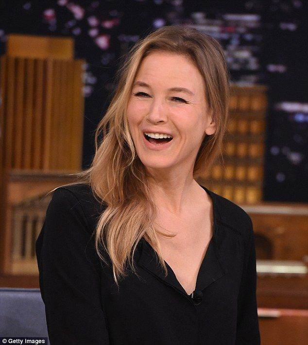Embarrassing moment!  Zellweger confessed to falling asleep mid-sentence during…