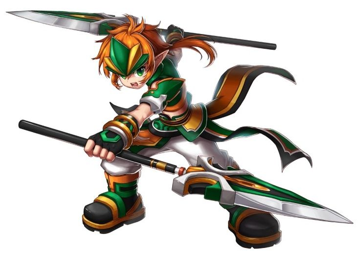 Grand Chase's Ryan Woodguard | KOG Co., Ltd.