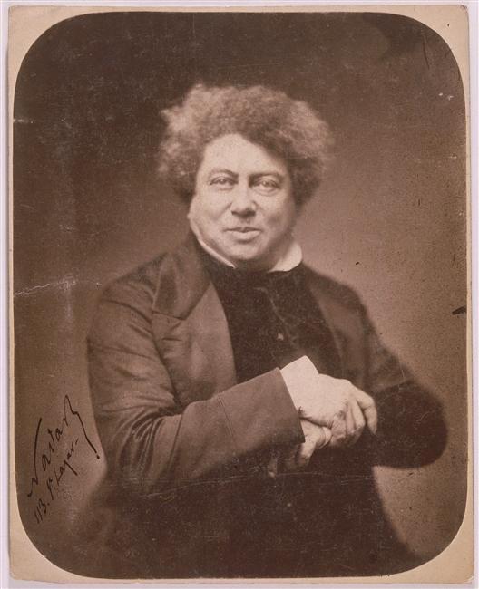 Alexandre Dumas, writer
