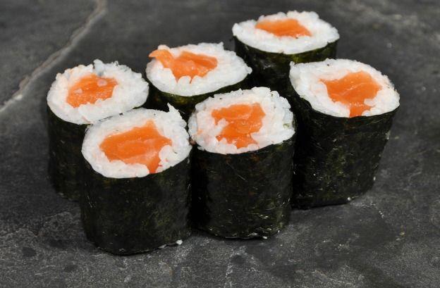 Maki. Wasabi Sushi Marbella.