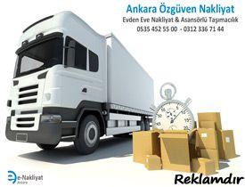 Ankara Özgüven Nakliyat Türkiyenin haber devlerinden Kanal A resmi web sitesinde haber olmuştur.