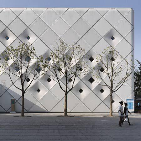 UBPA B3-2 Pavilion by Studio Archea