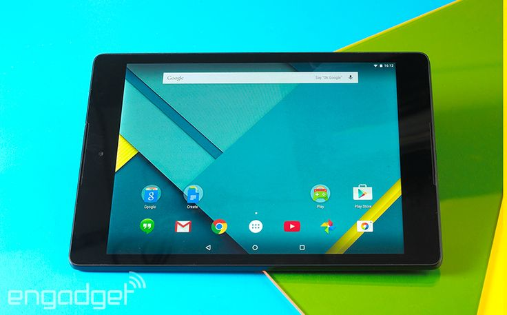 Google Nexus 9 review: The first taste of Lollipop is a sweet one