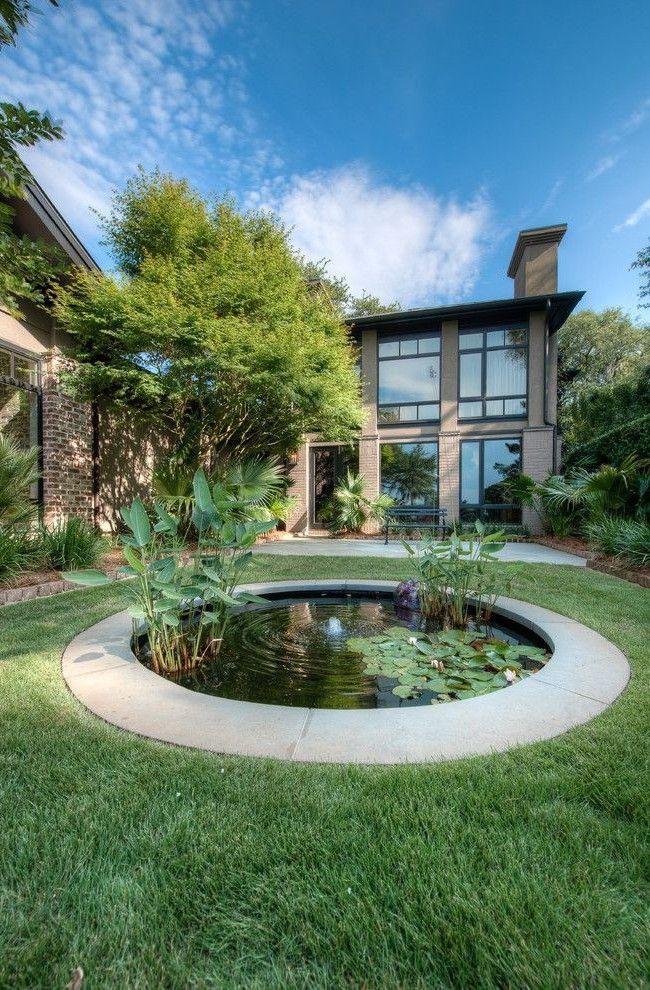 16 best concrete pond images on pinterest