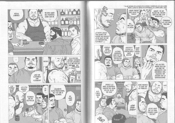 07 Jiraiya - El Novio de mi Padre ( gay - bara )