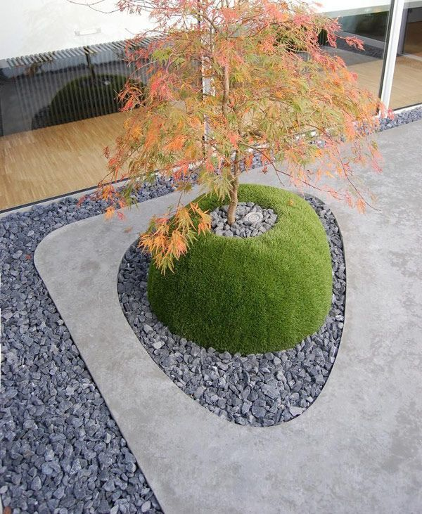 Modern landscaping by Vertus
