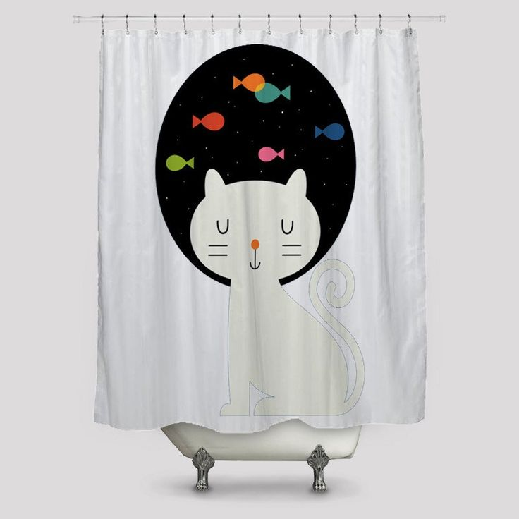 Dream some Fish Shower Curtains