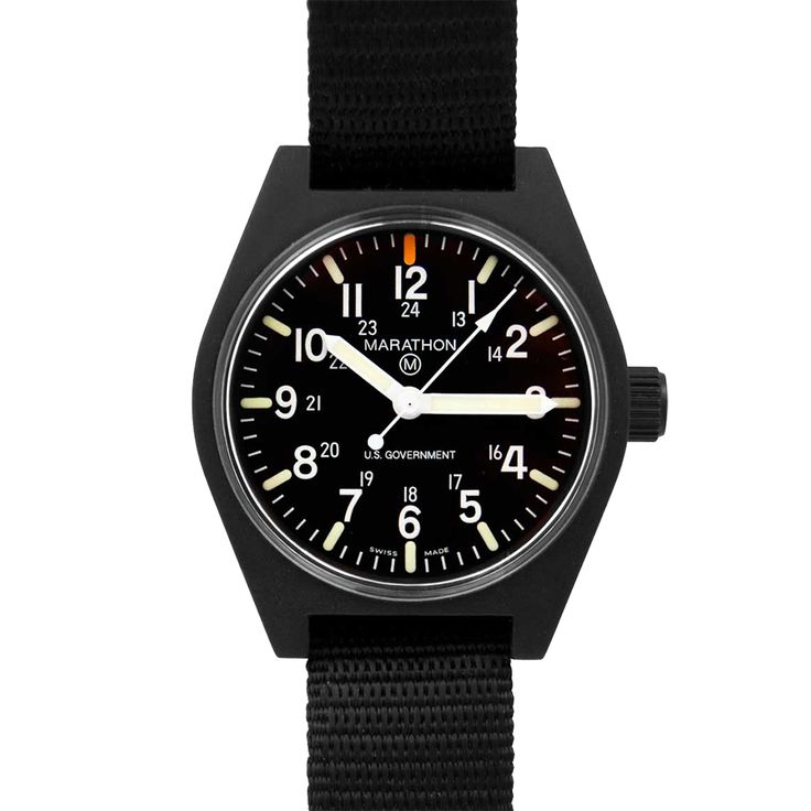 The General Purpose Quartz is built to withstand the needs of infantry, as well as civilians looking for a perfect casual watch.