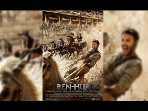 """""""BEN HUR"""" Movie Official Trailer (2016) Full HD - Morgan Freeman Jack Huston"""
