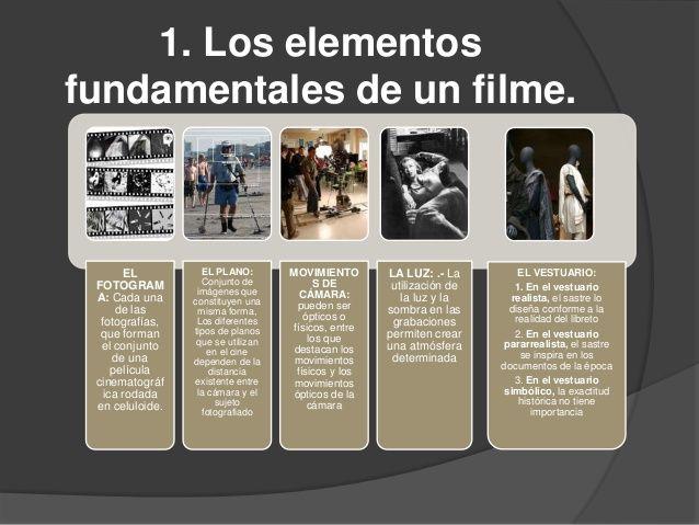 Algunos de los elementos fundamentales sin los cuales no se puede llevar a cabo un rodaje