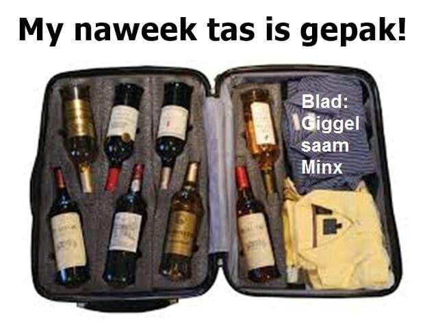 Naweek tassie