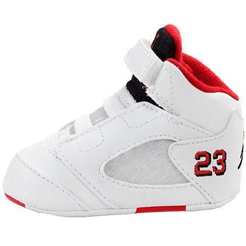 new arrival 83b3a b735a infant air jordan retro 7 crib shoes for sale
