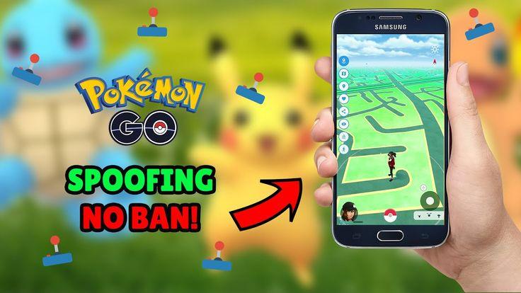 how to spoof pokemon go 2021 reddit