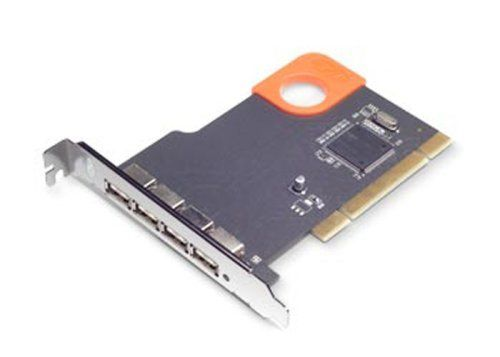 LaCie 130813 USB 2.0 PCI Card Design by Sismo by LaCie. $13.08. The LaCie 130813 USB 2.0 PCI Card is plug and play, so just plug it in and it¿s ready to go to work for you. Once your device is connected, your computer recognizes it and automatically configures the necessary software. It¿s driver-free for Mac OS X 10.4 or higher and Windows 2000, Server 2003, XP or Vista. One standardized port and plug combination makes it simple and quick to connect and use. A...